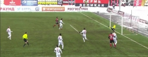 Amkar Perm 1:0 Arsenal Tula