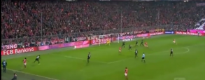 Bayern Monachium 2:1 Bayer Leverkusen