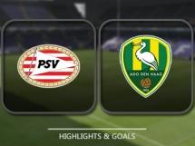 PSV Eindhoven 3:1 Den Haag