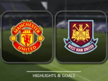 Manchester United 1:1 West Ham United