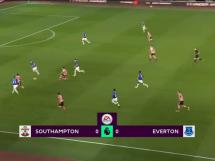 Southampton 1:0 Everton