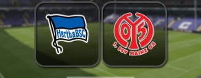 Hertha Berlin 2:1 FSV Mainz 05