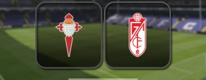 Celta Vigo 3:1 Granada CF