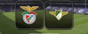 Benfica Lizbona 3:0 Moreirense