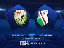 Śląsk Wrocław 0:4 Legia Warszawa
