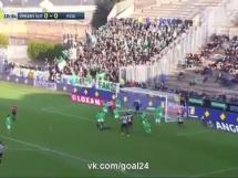 Angers 1:2 Saint Etienne
