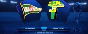Lechia Gdańsk 3:0 Górnik Łęczna
