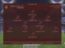 Hercules Alicante 1:1 FC Barcelona