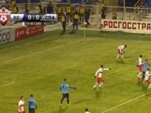 Krylja Sowietow Samara 4:0 Spartak Moskwa