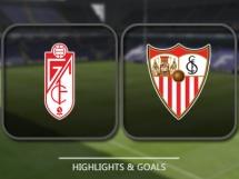 Granada CF 2:1 Sevilla FC