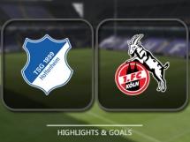 Hoffenheim 4:0 FC Koln