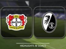 Bayer Leverkusen 1:1 Freiburg