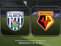 West Bromwich Albion 3:1 Watford