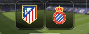 Atletico Madryt 0:0 Espanyol Barcelona