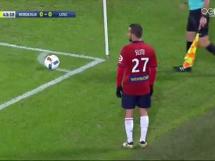 Bordeaux 0:1 Lille