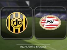 Roda 0:0 PSV Eindhoven