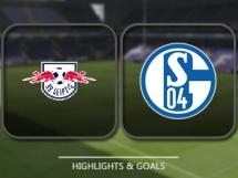 RB Lipsk 2:1 Schalke 04