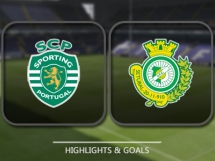 Sporting Lizbona 2:0 Vitoria Setubal