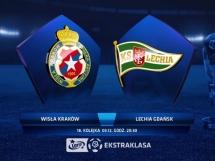 Wisła Kraków 3:0 Lechia Gdańsk