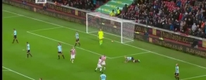 Stoke City 2:0 Burnley