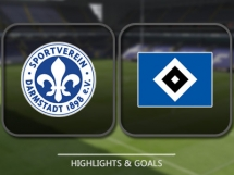 SV Darmstadt 0:2 Hamburger SV