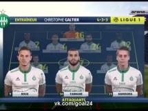 Stade Rennes 2:0 Saint Etienne