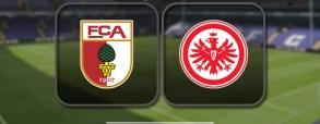 Augsburg 1:1 Eintracht Frankfurt