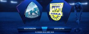 Ruch Chorzów 1:2 Arka Gdynia