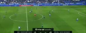 Deportivo La Coruna 5:1 Real Sociedad