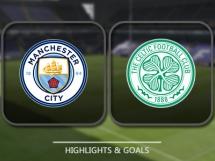 Manchester City 1:1 Celtic