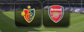 FC Basel 1:4 Arsenal Londyn