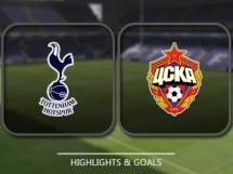 Tottenham Hotspur 3:1 CSKA Moskwa
