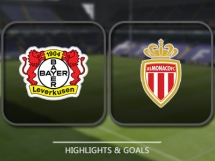 Bayer Leverkusen 3:0 AS Monaco