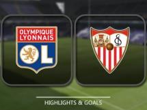 Olympique Lyon 1:0 Sevilla FC