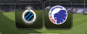 Club Brugge 0:2 FC Kopenhaga