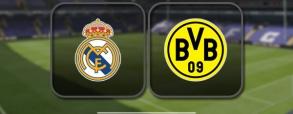 Real Madryt 2:2 Borussia Dortmund