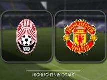 Zoria Ługańsk 0:2 Manchester United