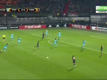 Feyenoord 0:1 Fenerbahce