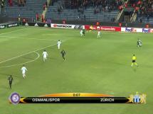 Osmanlispor 2:0 FC Zurich
