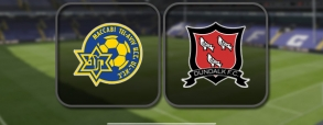 Maccabi Tel Awiw 2:1 Dundalk