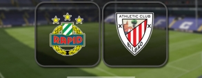 Rapid Wiedeń 1:1 Athletic Bilbao