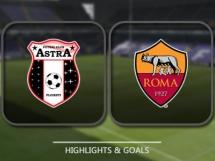 Astra Giurgiu 0:0 AS Roma