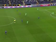Anderlecht 2:3 Saint Etienne