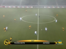 Young Boys 3:0 FK Astana