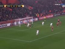 Southampton 1:1 Hapoel Be'er Szewa
