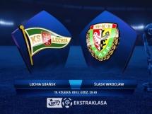 Lechia Gdańsk 3:0 Śląsk Wrocław