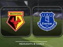 Watford 3:2 Everton