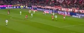 Druga bramka Lewandowskiego z Wolfsburgiem