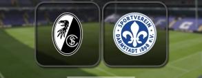 Freiburg 1:0 SV Darmstadt