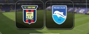 Crotone 2:1 Pescara